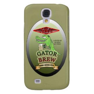 Ally's Gator Brew Samsung Galaxy S4 Case