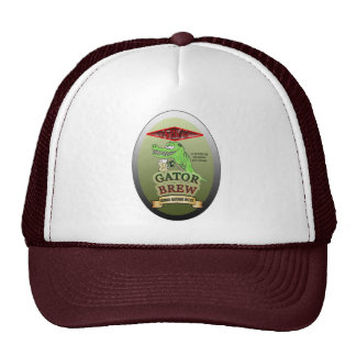 Ally's Gator Brew Hats