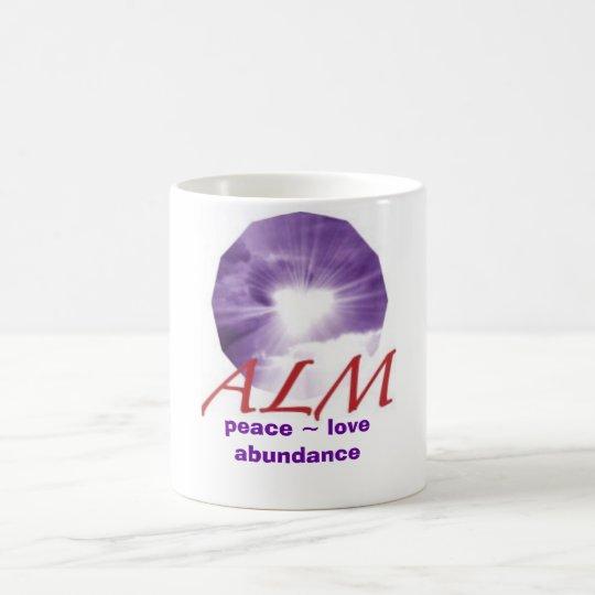 ALM Peace mug