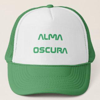 alma oscura  - dark soul in Spanish Trucker Hat