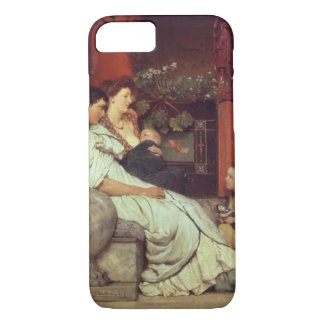Alma-Tadema | A Roman Family, 1867 iPhone 8/7 Case