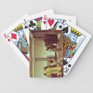 Alma-Tadema | Education of Children of Clothilde Bicycle Playing Cards