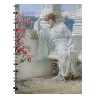 Alma-Tadema | Her eyes are with her thoughts� Notebook