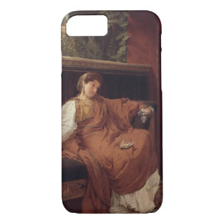 Alma-Tadema | Lesbia Weeping over a Sparrow iPhone 7 Case