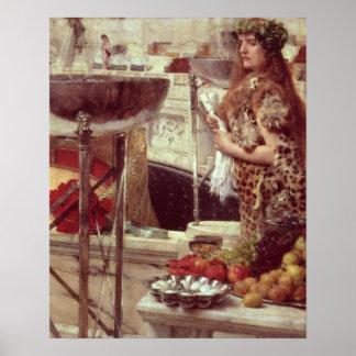 Alma-Tadema | Preparations in the Colosseum, 1912 Poster