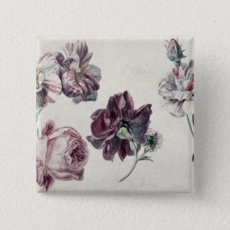 Alma-Tadema | Roses 15 Cm Square Badge