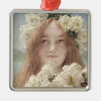 Alma-Tadema | Summer Offering, 1894 Christmas Ornament