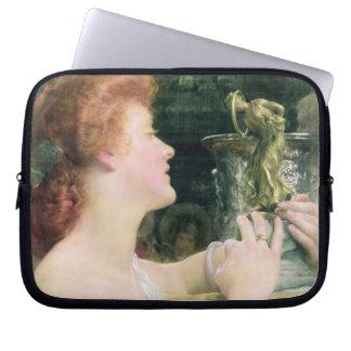 Alma-Tadema | The Golden Hour, 1908 Laptop Sleeve
