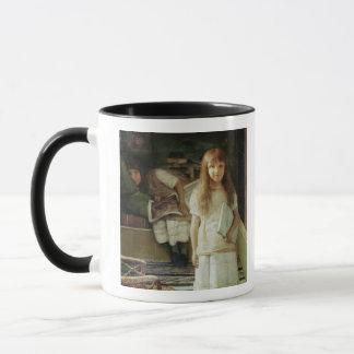 Alma-Tadema | This is our Corner, 1873 Mug