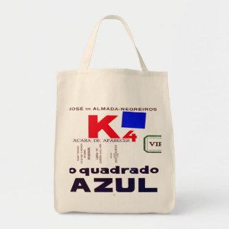 ALMADA NEGREIROS (O QUADRADO AZUL) Tote Bag