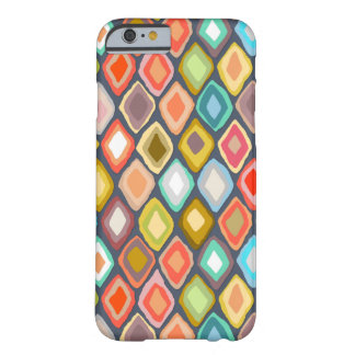 Almas diamond ikat dark barely there iPhone 6 case