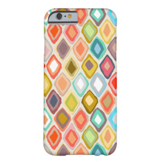 Almas diamond ikat light barely there iPhone 6 case
