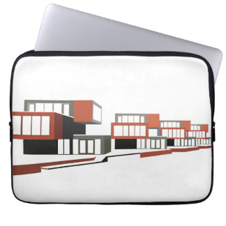 Almere cantilever housing laptop sleeve