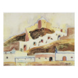 Almeria by Walter Gramatte, Vintage Expressionism Posters