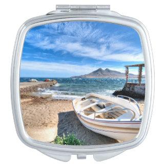 Almería, La Isleta Del Moro | Mar Mediterráneo Vanity Mirrors