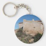 Almeria Spain Abandoned Mine Keychains