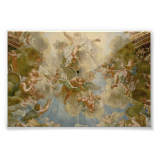Almighty God the Father - Palace of Versailles Photo