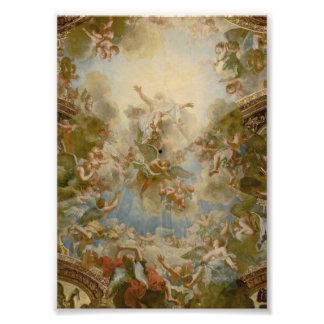 Almighty God the Father - Palace of Versailles Art Photo