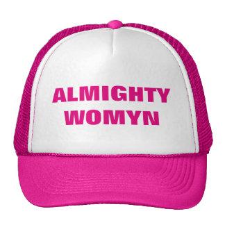 ALMIGHTY WOMYN CAP