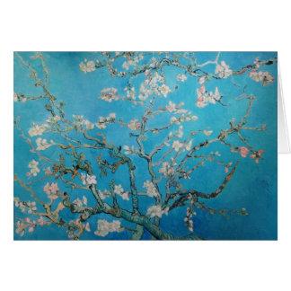 Almond blossom, 1890 Van Gogh Card