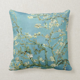 Almond Blossom by Van Gogh Fine Art Pillow