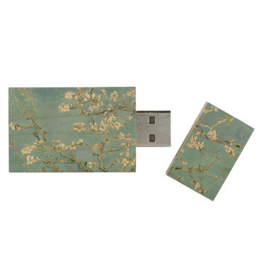 Almond Blossom by Van Gogh Fine Art Wood