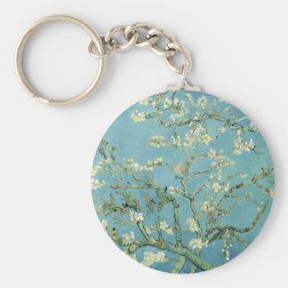 Almond Blossom by Van Gogh Keychains