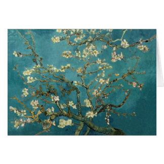 Almond Blossom Card