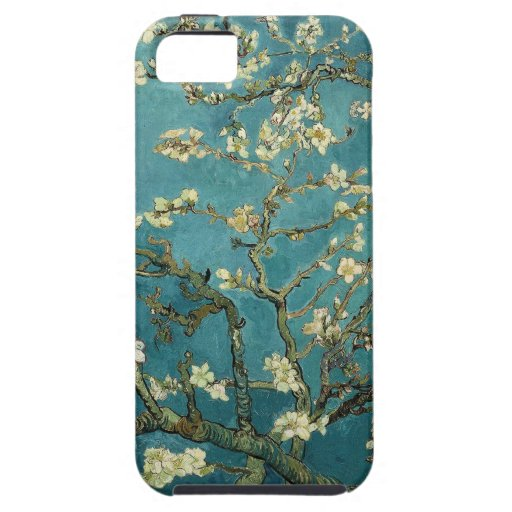 Almond Blossom iPhone 5 Covers