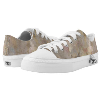 Almond Blossom Composite Low Top Sneakers