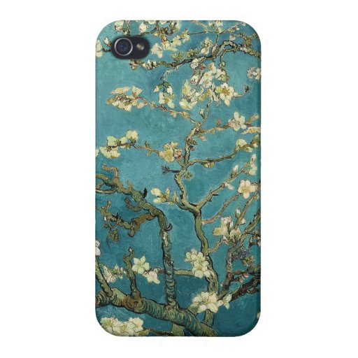 Almond Blossom iPhone 4/4S Case