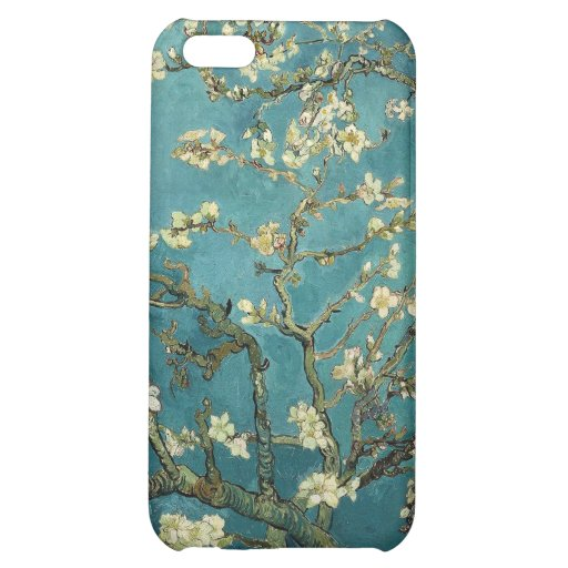 Almond Blossom iPhone 5C Case