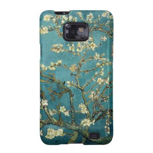 Almond Blossom Samsung Galaxy Case Samsung Galaxy SII Covers