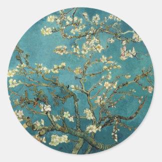 Almond Blossom Sticker