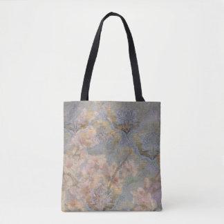 Almond Blossom Tapestry Cross Body Totes
