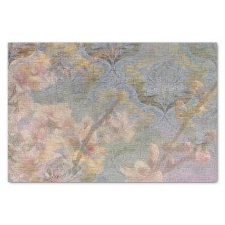 Almond Blossom Tapestry Gift Tissue Tissue Paper