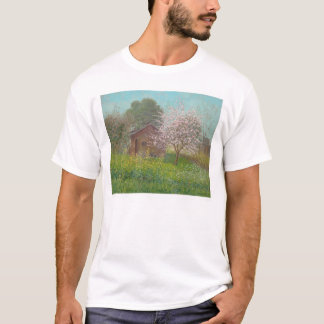 Almond Blossoms and Wild Mustard (1152) T-Shirt
