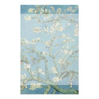 Almond Blossoms by Vincent Van Gogh 14 Cm X 21.5 Cm Flyer