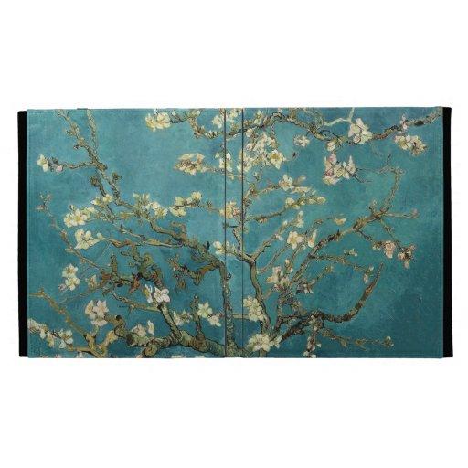 Almond Blossoms iPad Folio Cover