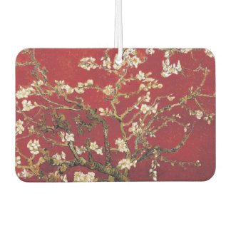 Almond Blossoms Red Vincent van Gogh Art Painting