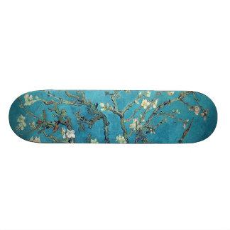 Almond Blossoms Skate Board Deck