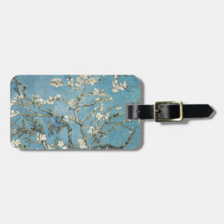 Almond branches in bloom, 1890, Vincent van Gogh Bag Tag