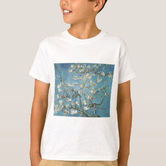 Almond branches in bloom, 1890, Vincent van Gogh Tee Shirt
