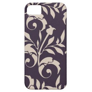 Almond Rose Swirl iPhone 5 Case
