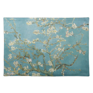 Almond tree in blossom by Vincent Van Gogh Placemat