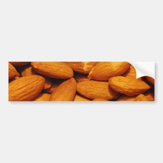 Almonds Bumper Stickers
