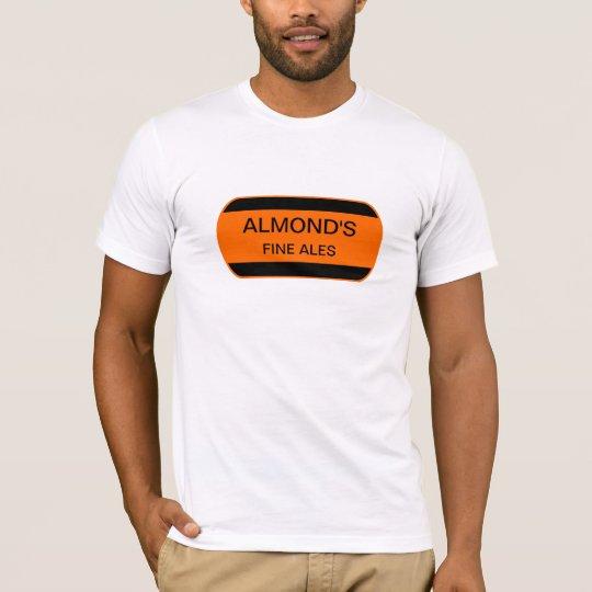 ALMOND'S Fine Ales T-Shirt