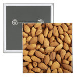 Almonds Pinback Buttons