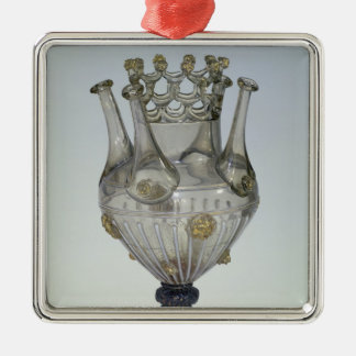 Almorratxa glass, 16-17th century christmas ornament