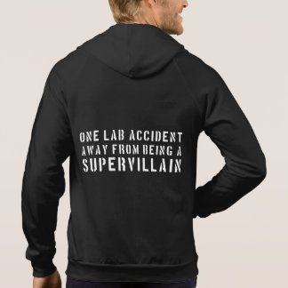 Almost A Supervillain Hoody